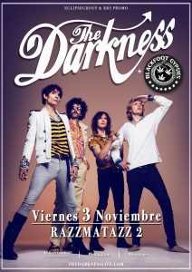 8500THE DARKNESS 2017