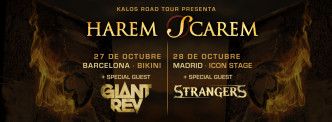 Harem Scarem - Facebook